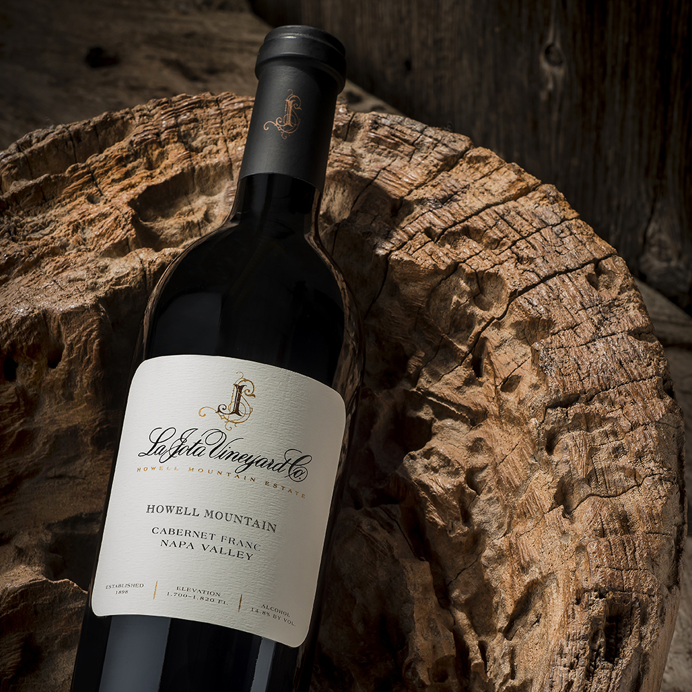 La Jota Howell Mountain Cabernet Franc