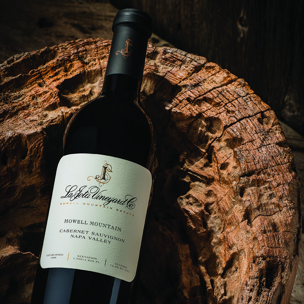 La Jota Howell Mountain Cabernet Sauvignon