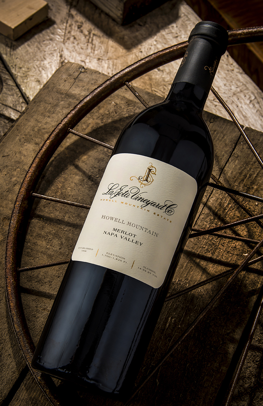 La Jota Howell Mountain Merlot