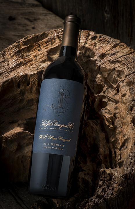 La Jota Vineyard W.S. Keyes Merlot