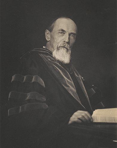 Eugene Hilgard