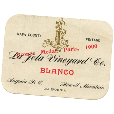 La Jota Blanco Label