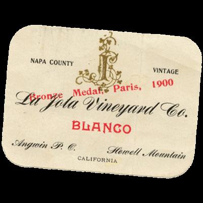 La Jota Blanco Label