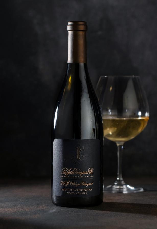 2018 La Jota WS Keyes Chardonnay