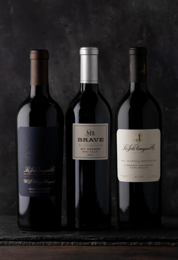 La Jota and Mt. Brave Wines