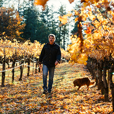 Winemaker, Chris Carpenter