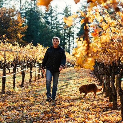 Winemaker, Chris Carpenter